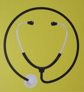 Stethoscope-smiley